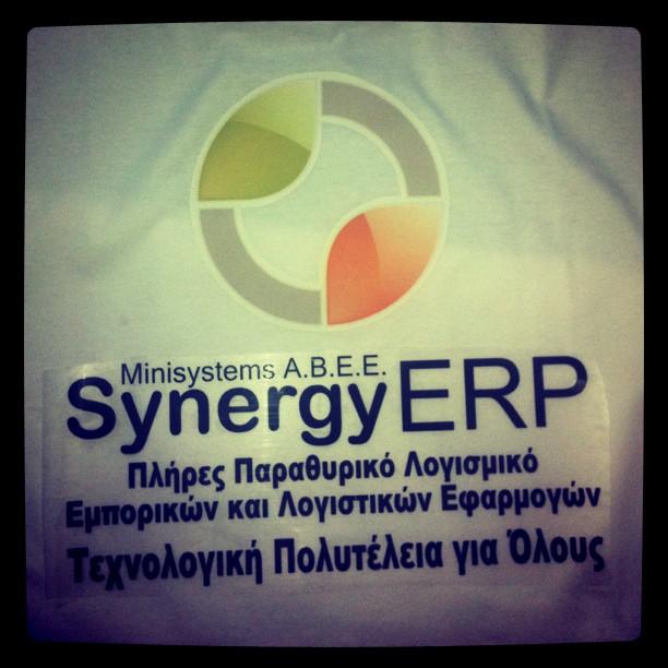 Synergy ERP